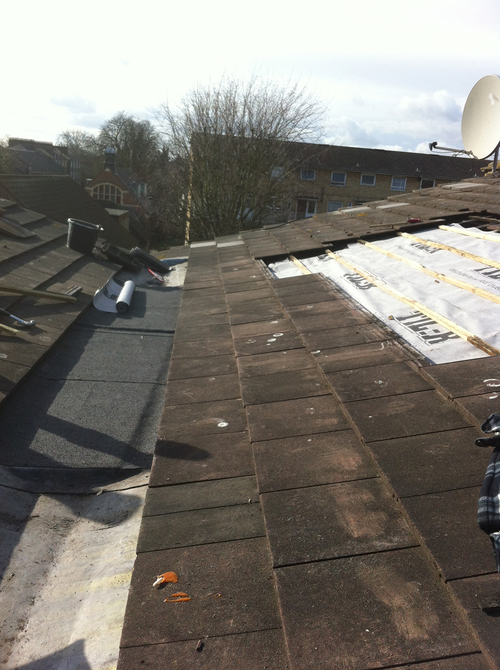 Roof Repairs Uk Scc Roofing London North London