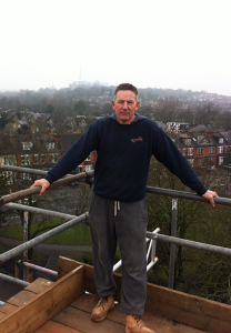 Stephen Carey - SCC Roofing Director